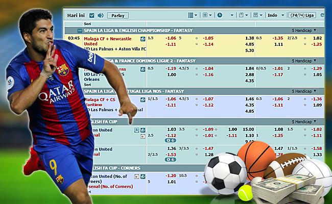 Tips Mudah Menang Taruhan Judi Bola Online